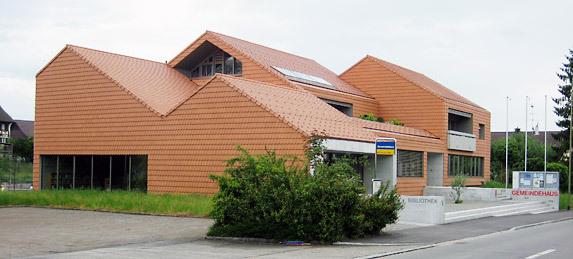 Gemeindehaus Dinhard